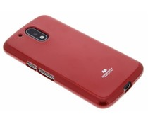 Mercury Goospery Jelly Case Motorola Moto G4 (Plus)
