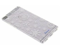 Selencia Winter Wonderland TPU hoesje Huawei P8