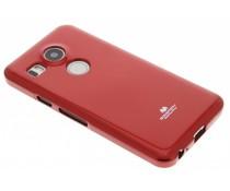 Mercury Goospery Jelly case LG Nexus 5X