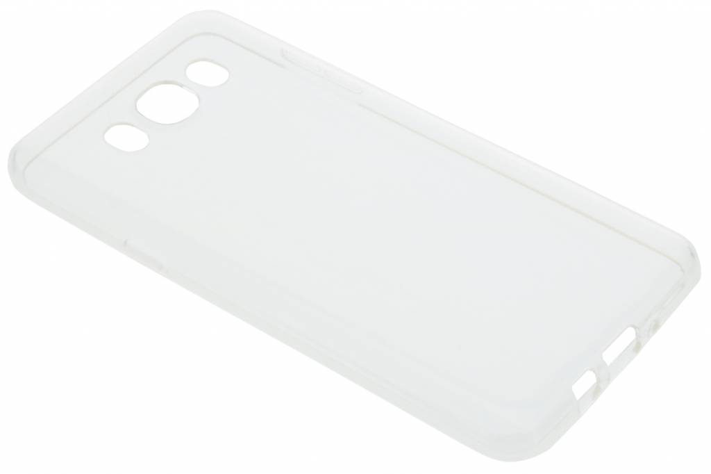Accezz TPU Clear Cover voor de Samsung Galaxy J7 (2016) - Transparant