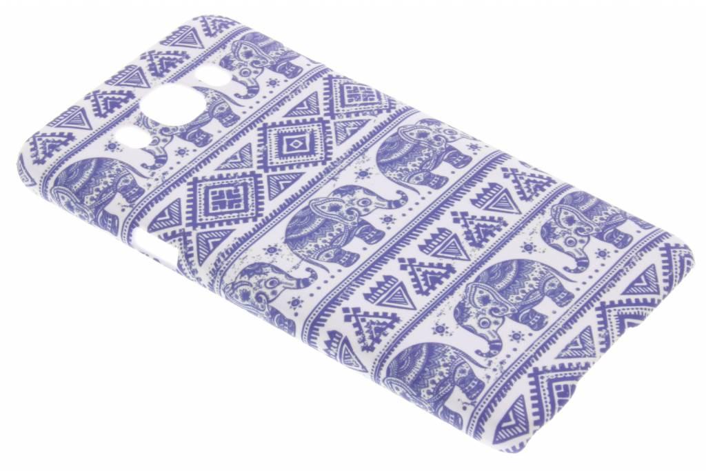 Olifant design hardcase hoesje voor de Samsung Galaxy J7 (2016)