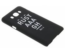 Rustaaagh No 4 hardcase hoesje Samsung Galaxy J7 (2016)