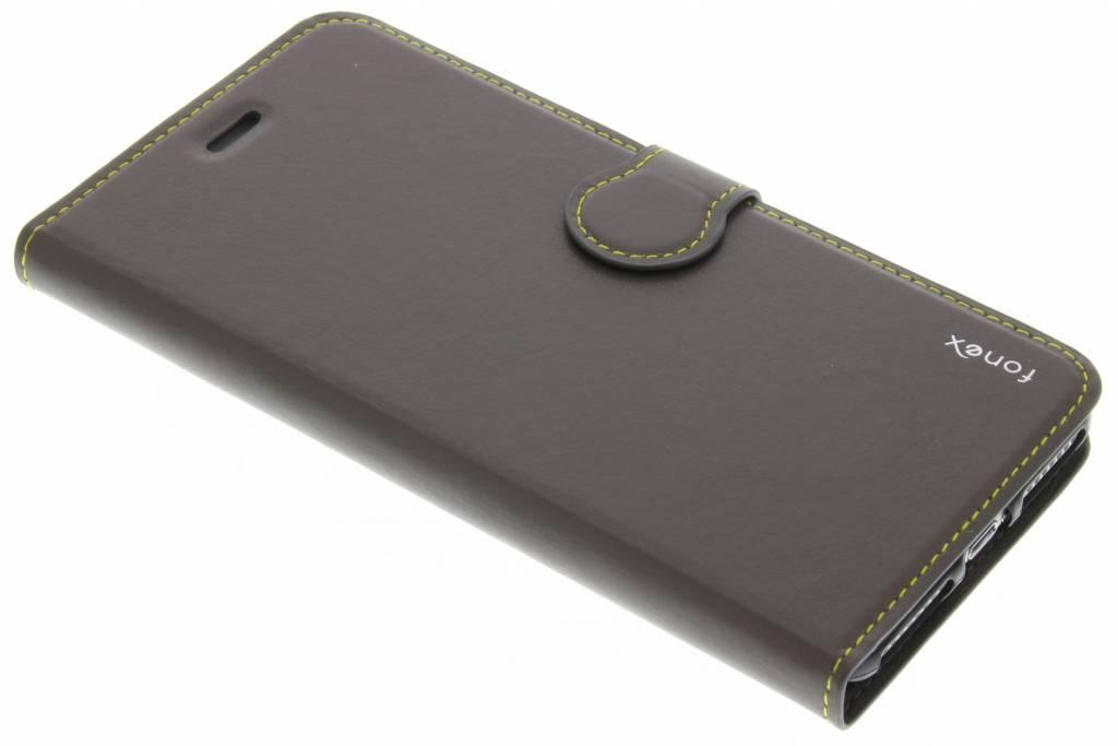 Fonex Identity Bookcase voor de iPhone 7 Plus - Grijs