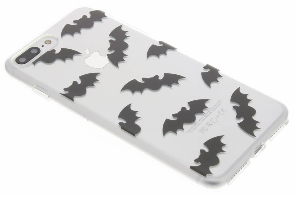 Halloween design vleermuizen TPU hoesje voor de iPhone 7 Plus