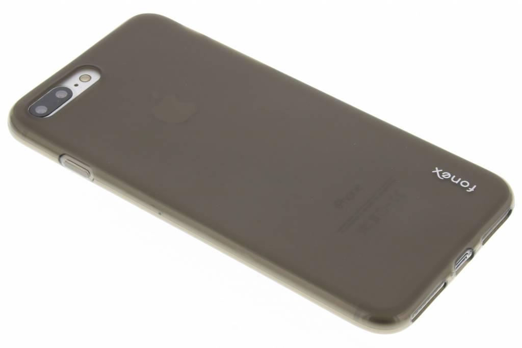Fonex Pixel TPU Case voor de iPhone 8 Plus / 7 Plus - Grijs