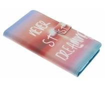 Design TPU booktype hoes Samsung Galaxy J7 (2016)