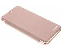 Crystal slim book case Samsung Galaxy J7 (2016)