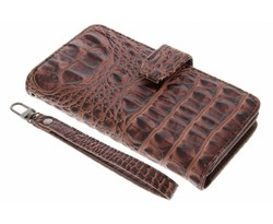 Bruin Krokodil Wallet Case Huawei Y6