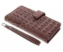 Bruin Krokodil Wallet Case OnePlus 3 / 3T