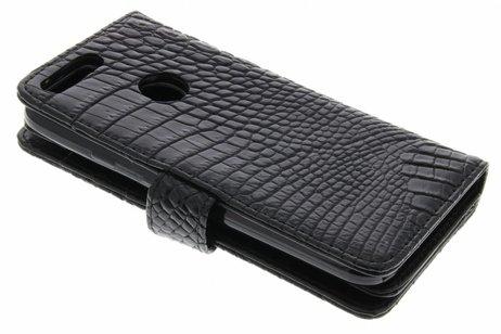 tui Portefeuille Crocodile Brun Pour Motorola Moto Style X pbQrOoap