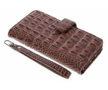 Bruin Krokodil Wallet Case iPhone 7 Plus