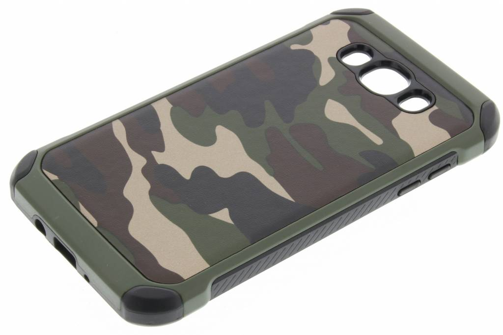 Vert Défenseur De L'armée Couverture Étui Rigide Pour Samsung Galaxy J7 (2017) ZspMCWLKj