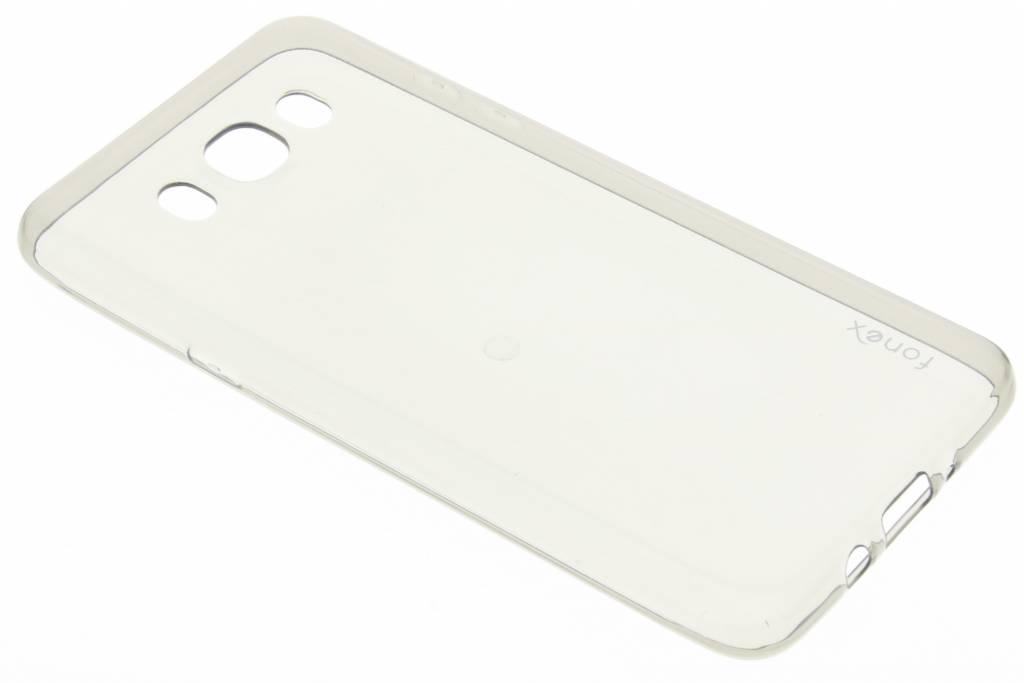 Fonex Invisible Ultra Thin Case voor de Samsung Galaxy J7 (2016) - Transparant
