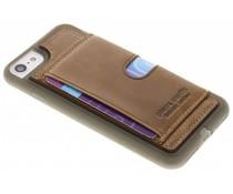 Pierre Cardin Silicone Case iPhone 7 - Bruin