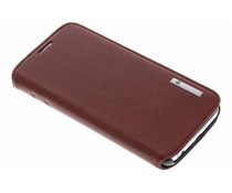 Pierre Cardin Book Case Samsung Galaxy S6 Edge - Bordeaux