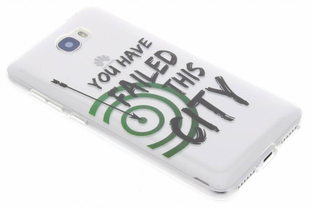 TV Quotes Arrow TPU hoesje voor de Huawei Y5 2 / Y6 2 Compact