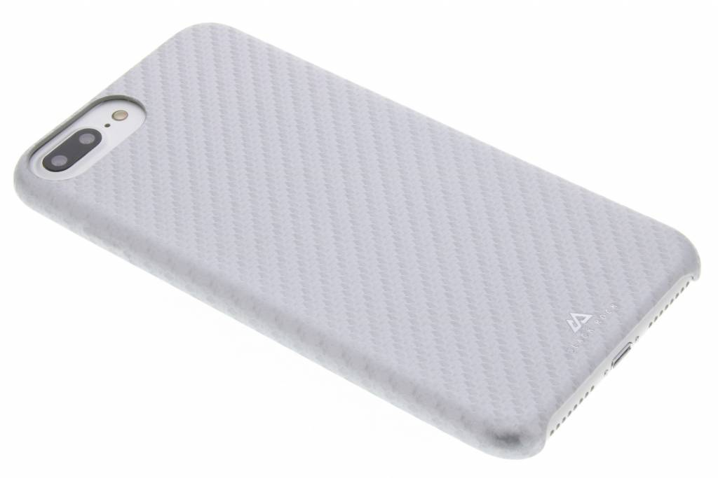 Black Rock Zilveren Flex Carbon Case voor de iPhone 8 Plus / 7 Plus / 6(s) Plus