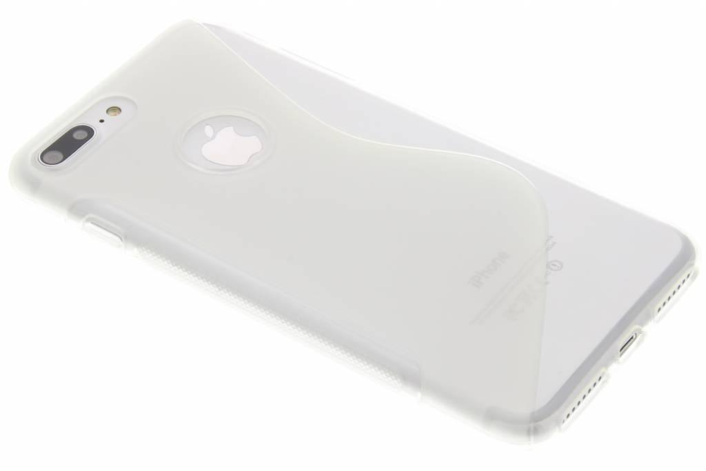 Transparant S-line TPU hoesje voor de iPhone 7 Plus