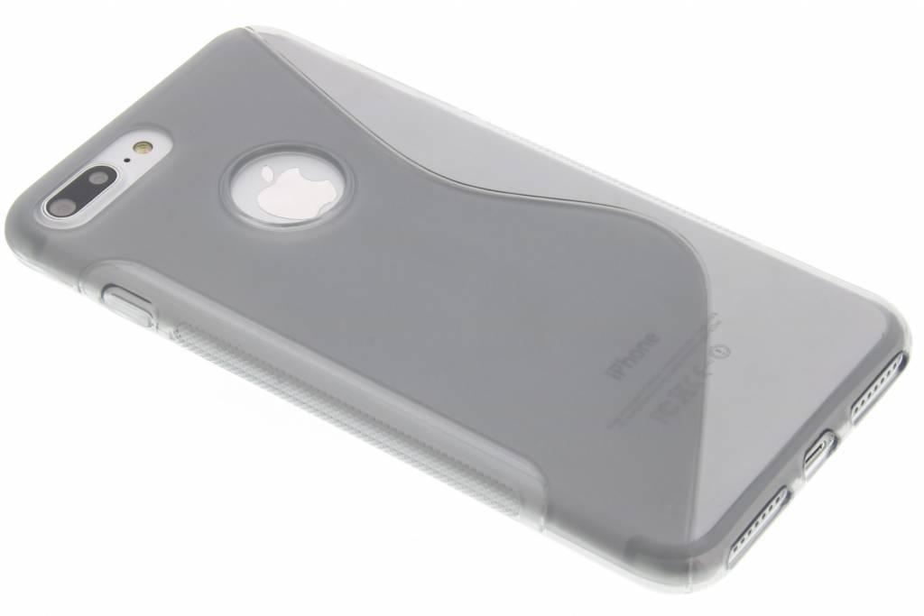 Grijs S-line TPU hoesje voor de iPhone 7 Plus