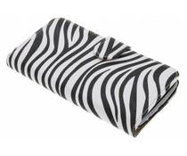 Zebra booktype hoes LG K8