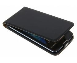 Selencia Luxe Flipcase LG K10 - Zwart
