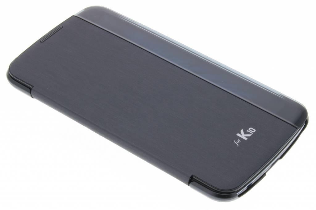 LG Quick Glance Case voor de K10 - Zwart