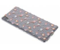 Design TPU siliconen hoesje Sony Xperia XA