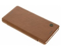 Nillkin Qin Leather Slim booktype Sony Xperia X