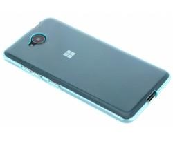 Transparant gel case Microsoft Lumia 650