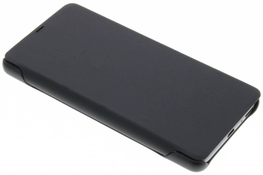 Sony Style Flip Cover voor de Xperia XA - Zwart