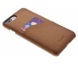 Bugatti Snap Case iPhone 8 Plus / 7 Plus - Cognac