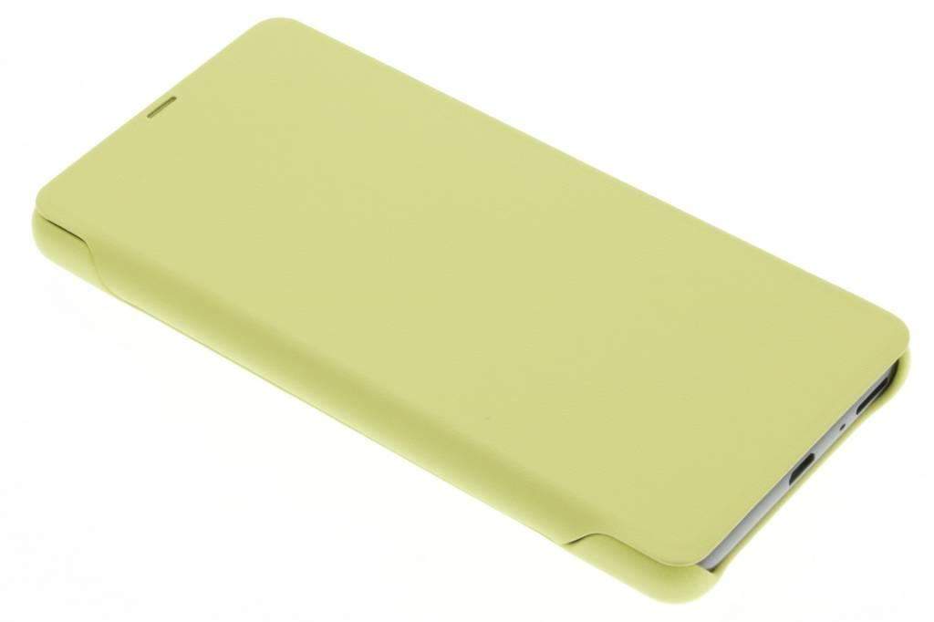 Sony Style Flip Cover voor de Xperia XA - Geel