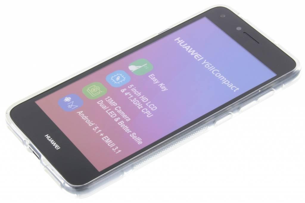 S-transparent Cas De Tpu De Ligne Pour Huawei Y5 Y6 Compact 2/2 c4QJP