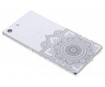Mandala design TPU hoesje Sony Xperia M5