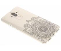 Mandala design TPU hoesje Huawei Mate 9