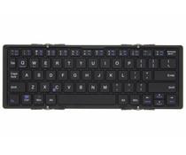 Opvouwbaar Bluetooth toetsenbord - Grijs