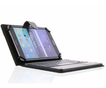 Stylish Leather Case met toetsenbord 8 - 8.9 inch