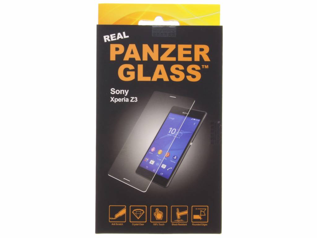 PanzerGlass Screenprotector Sony Xperia Z3