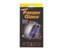 PanzerGlass Premium Screenprotector Samsung Galaxy S7 Edge - Silver