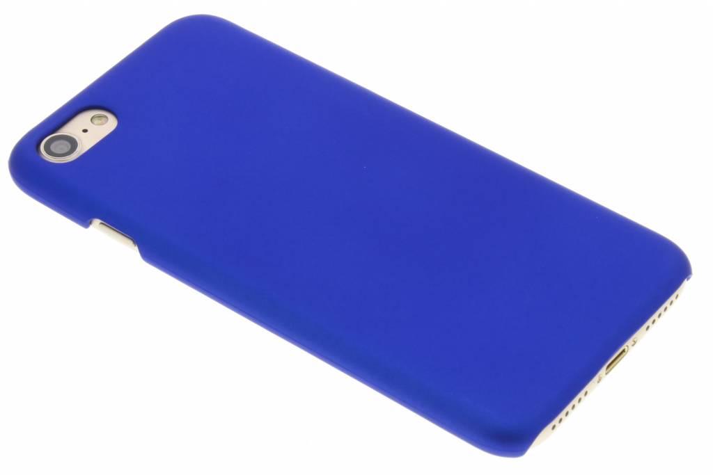 Blauw effen hardcase hoesje voor de iPhone 8 / 7