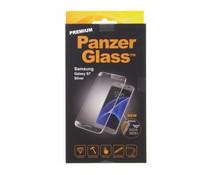 PanzerGlass Premium Screenprotector Samsung Galaxy S7 - Silver