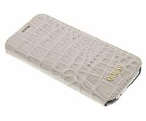 Guess Croco Book Case Samsung Galaxy S7 Edge