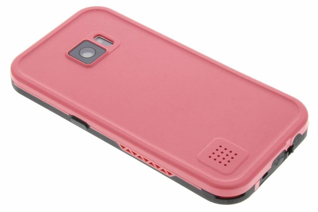 Redpepper XLF Waterproof Case voor de Samsung Galaxy S7 - Roze