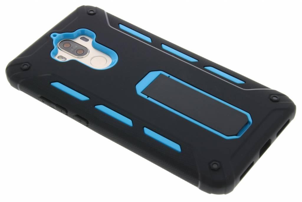 Blauwe ultra stand case voor de Huawei Mate 9