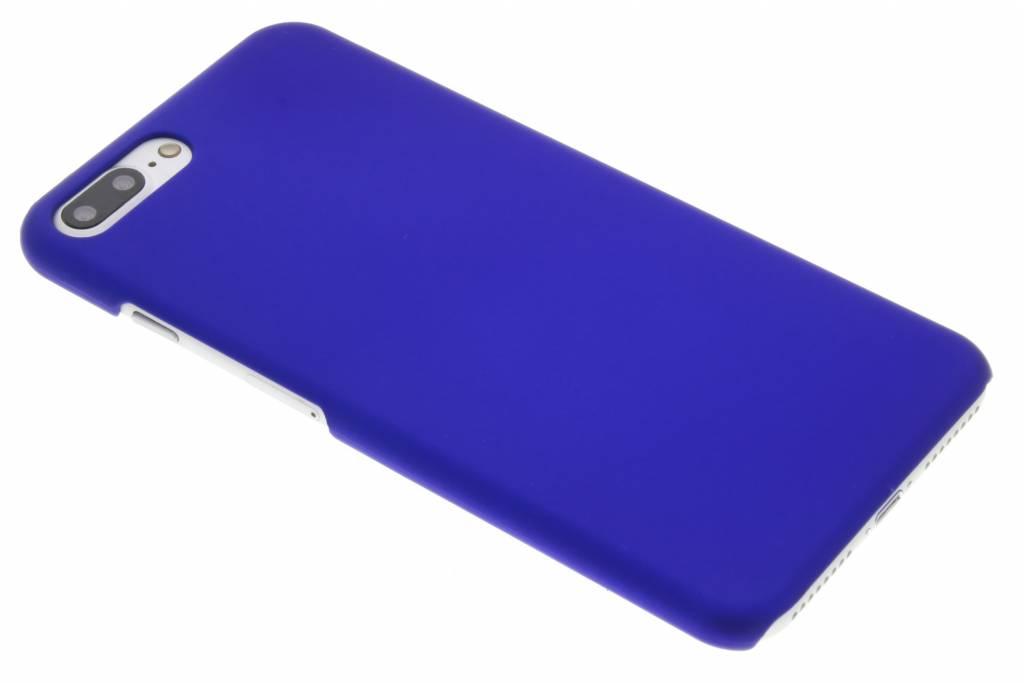 Blauw effen hardcase hoesje voor de iPhone 8 Plus / 7 Plus