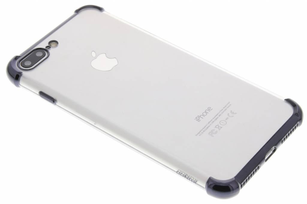Zwarte 360° Armor TPU Case voor de iPhone 8 Plus / 7 Plus