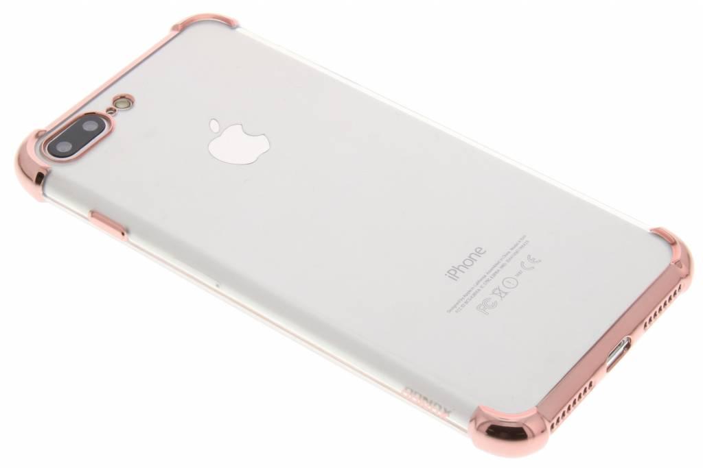 Rosé gouden 360° Armor TPU Case voor de iPhone 8 Plus / 7 Plus