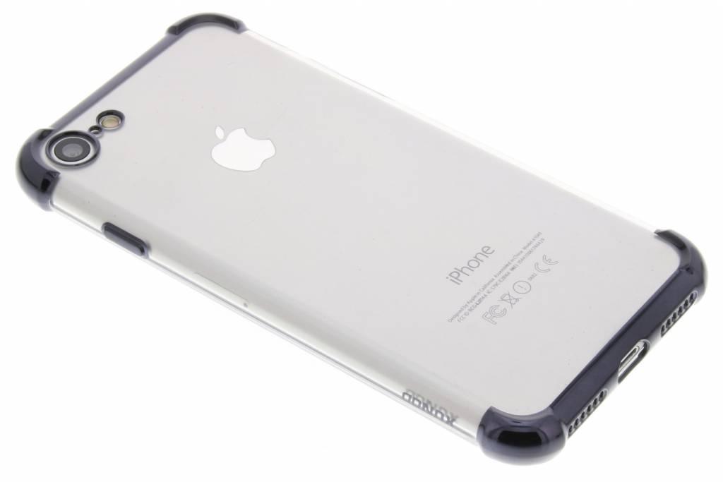 Zwarte 360° Armor TPU Case voor de iPhone 8 / 7
