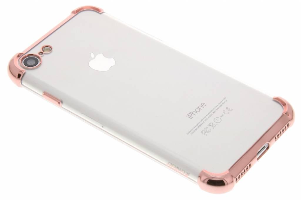 Rosé gouden 360° Armor TPU Case voor de iPhone 8 / 7