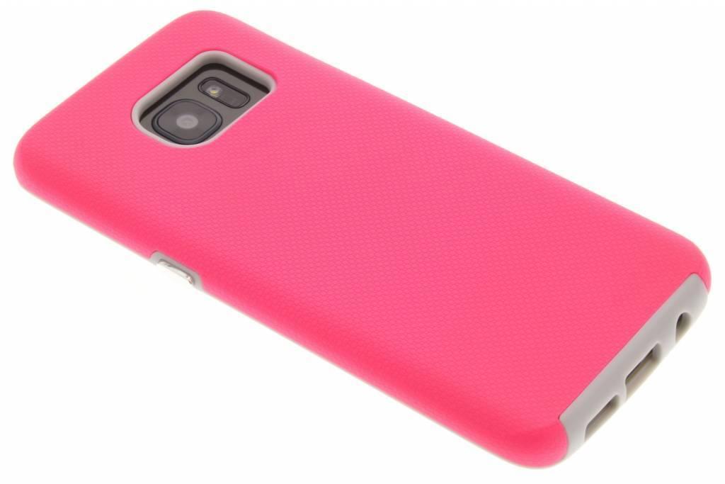 Accezz Xtreme Cover voor de Samsung Galaxy S7 Edge - Roze